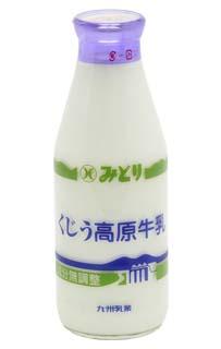 くじう高原牛乳 500